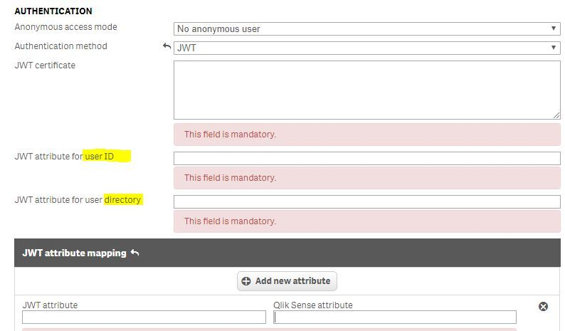 Add External Users into Qlik Sense Active Director    - Qlik