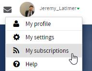 2019-03-27 My Subscriptions Shortcut.png