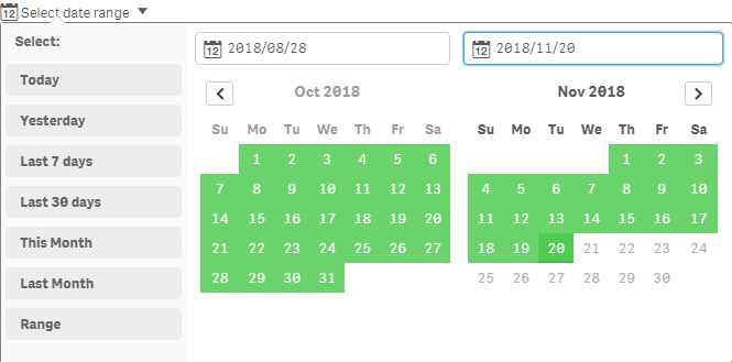 Date picker extension November 2018 setup - Qlik Community